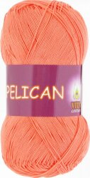 Пряжа Vita Cotton Pelican цвет 4003 персик